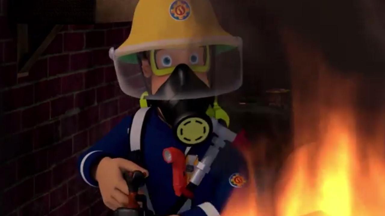 Sam le pompier version francaise dessin anim youtube - Sam le pompier dessin anime en francais ...
