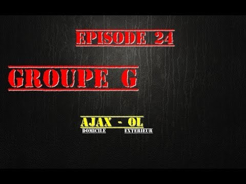 [PS4] Team W.T.F Ligue Des Champions Episode 24 GROUPE G  AJ