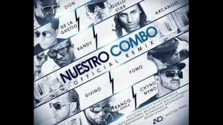 Nuestro Combo (Remix) -Arcangel , Guelo Star , Randy , De La Ghetto Ft VariosArtistas(Original)