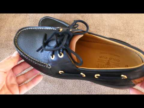 Sperry TopSider Gold Cup 2 Eye Boat Shoe In 4k UHD