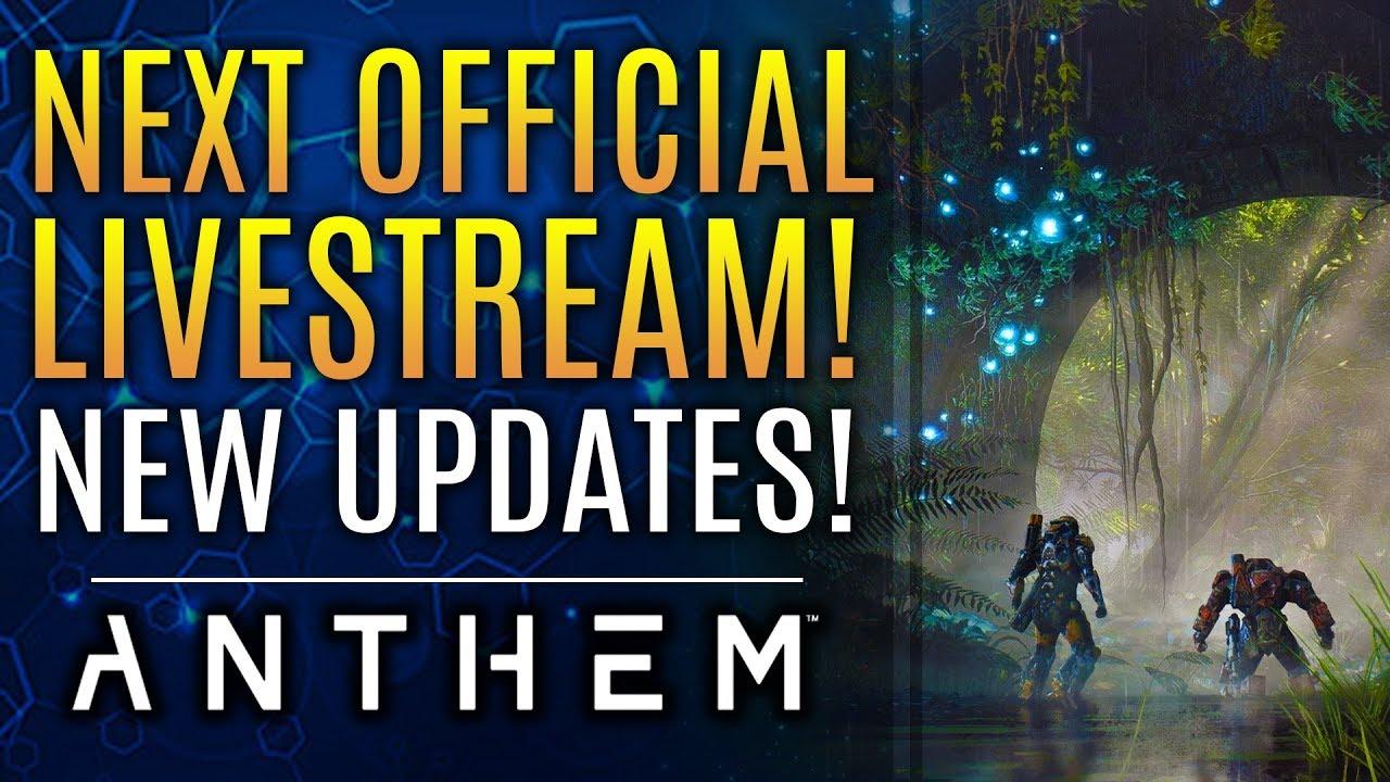Hino - A próxima transmissão oficial ao vivo! Novas informações da Bioware! Próximo DLC revela provável próxima semana! + vídeo
