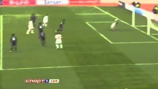 ベラルーシ凄いシュートで先制! ベラルーシ対日本 Belarus Tigorev What a Goal!! vs Japan 2013/10/15