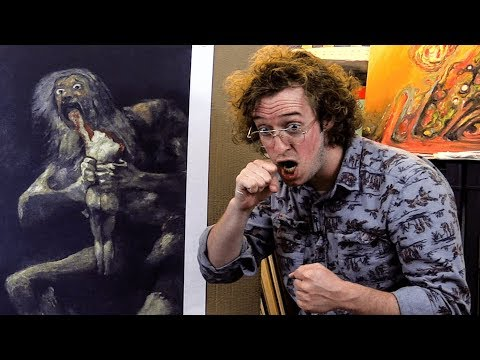 What I Think About Art #3: Famous Paintings