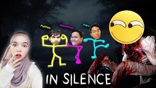 JANGAN BUAT BISING SERAM! | IN SILENCE | MALAYSIA