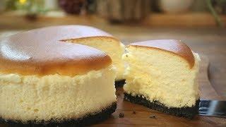 New York Cheesecake | Coris Cooking Channel's Recipe Transcription