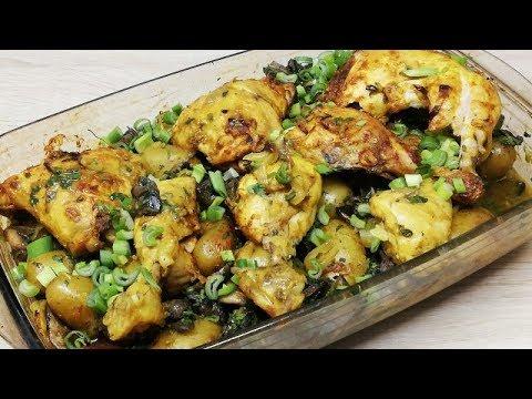 rabinette-prÉpare-un-succulent-repas-au-poulet-Économique-et-facile-(cuisine-rapide)