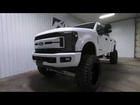 Any Level Lift F-250 Manual System Package Truck #2
