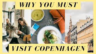 WHY YOU MUST VISIT COPENHAGEN // TRAVEL VLOG
