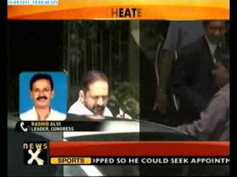 CBI arrests Suresh Kalmadi in CWG scam case