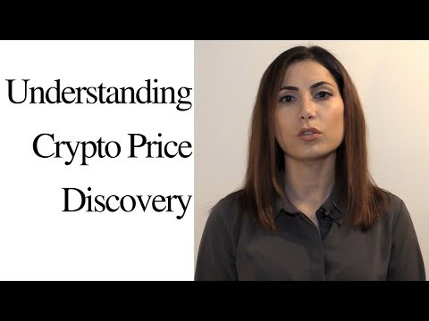 How does Crypto get its price? Price Discovery. Lesson 6