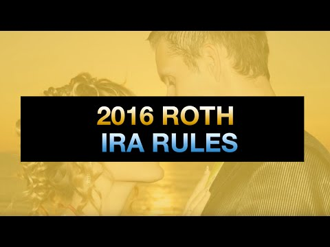 Roth Ira Rules Beyond Eligibility Income Contribution Rules And More