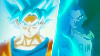 How Was Android 17 Able To Keep Up With Super Saiyan Blue Goku?