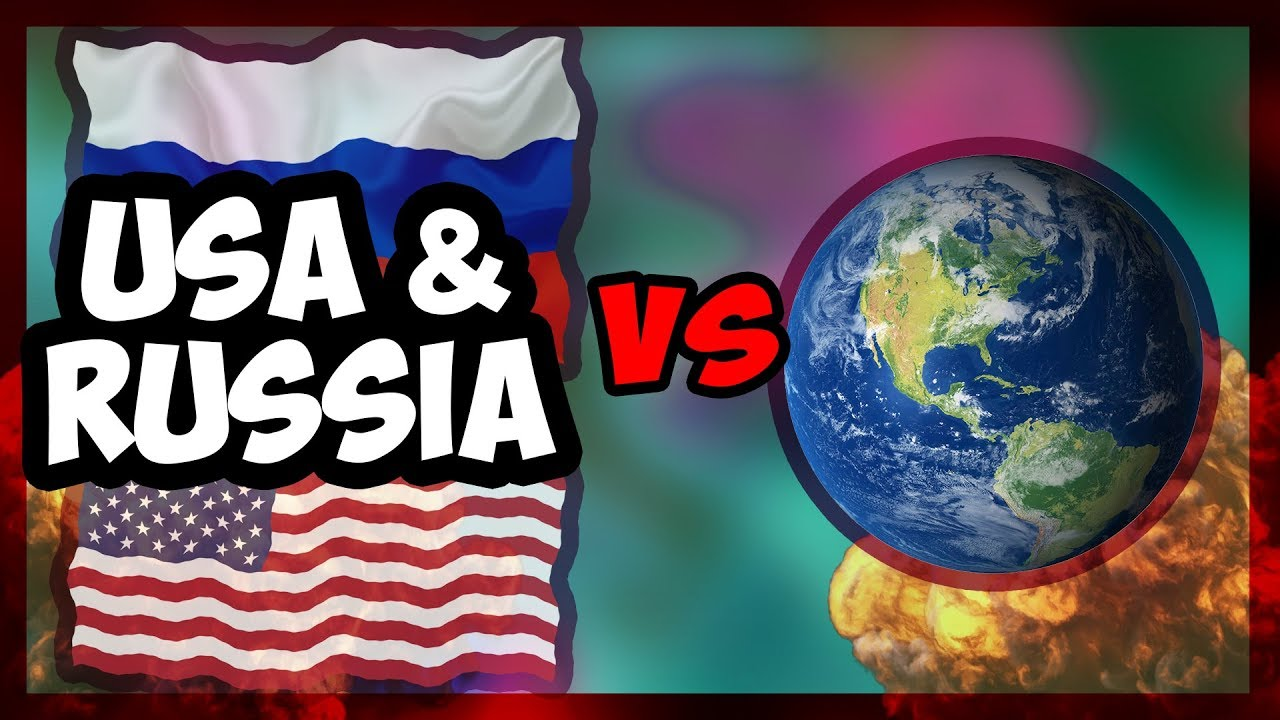 HOI4 | America & Russia VS Every Country | Millennium Dawn [Hearts of Iron  4]