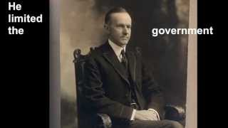 Electric Needle Room - Calvin Coolidge (Music Video)