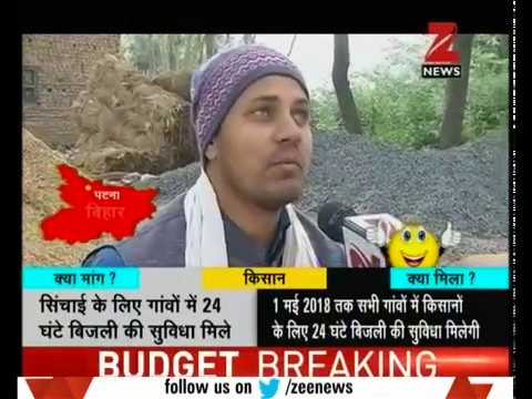 First Budget after demonetisation: This is what people have to say!