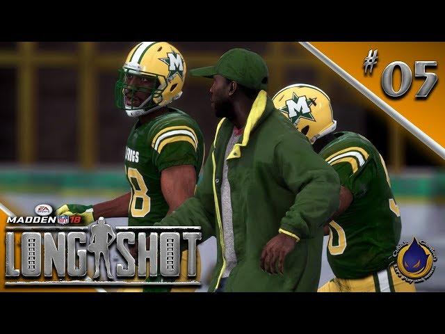 LEGENDEN UND VERSAGER 🏈 Let's Play MADDEN NFL 18 LONGSHOT #05