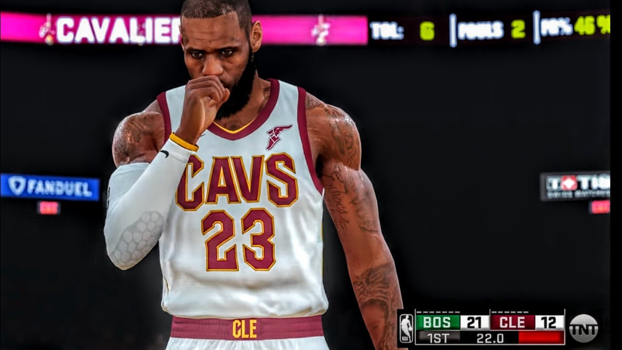 aeb232f2114 Why 2K May Make NBA 2K19 LeBron James The Highest Rated Player In NBA 2K  History!