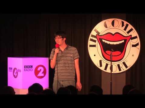Ken Cheng - BBC Radio New Comedy Award Final 2015