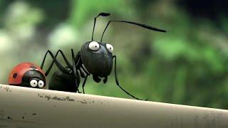 """""""Minúsculos: El valle de las hormigas perdidas"""" (Minuscule: La vallée des fourmis perdues) - Trailer"""