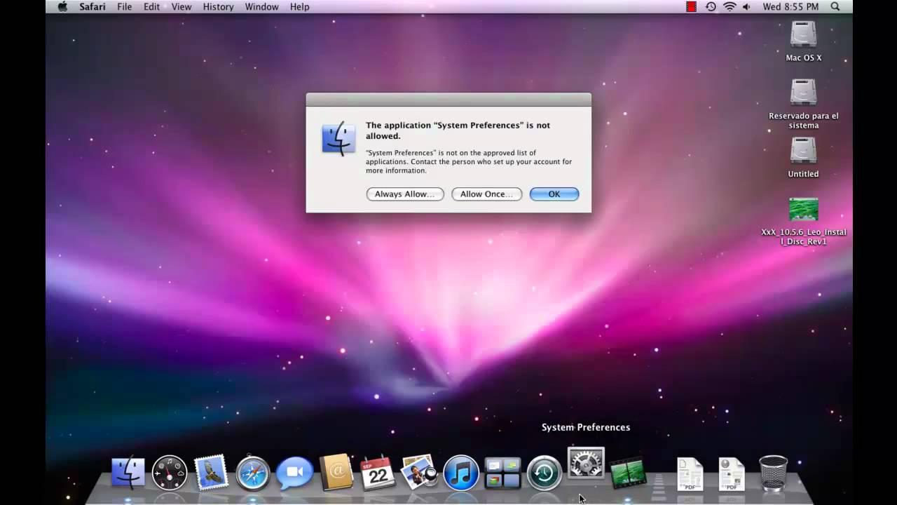 Compra Apple Mac OS X 10.5 Leopard
