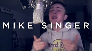 drake hotline bling cover by mike singer