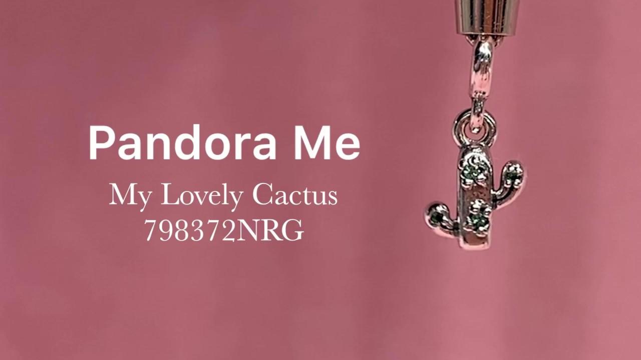 pandora charm cactus