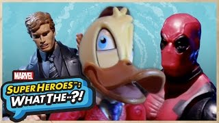 Marvel Super Heroes: What The--?! - Howard the Duck