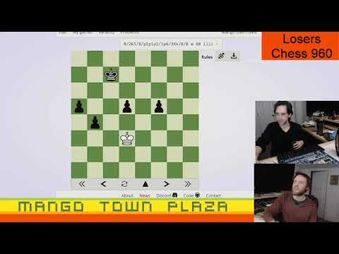 Loser Chess 960 - Chess Variants Ep. 736 |