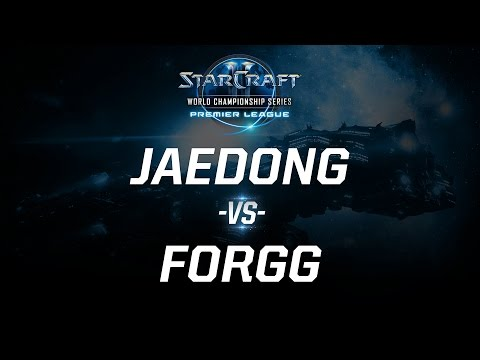#22 ForGG vs #29 Jaedong