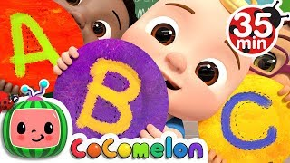 ABC-Lied + More Nursery Rhymes & Kids Songs - CoCoMelon