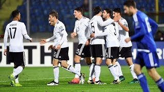 San Marino vs Germany 0-8 All Goals & Highlights 11.11.2016