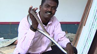 Snake Master EP-163 Vava Suresh Program Full Episode 27/06/2016