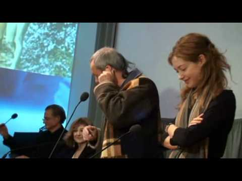 Terry Gilliam a Rimini per il Premio Fellini 'Federico is my hero'