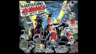Bloodsucking Zombies from Outer Space - A Deeper Shade Of Red