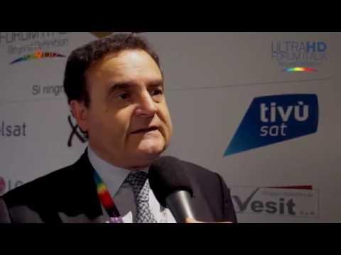 HD Forum Italia,  intervento Franco Siddi Confindustria Radio Televisioni