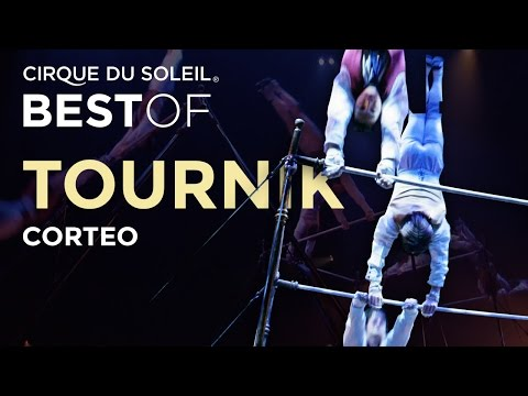 Tournik Act from Corteo | Best of Cirque du Soleil