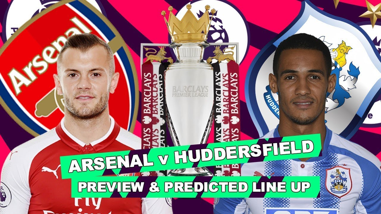 Image result for Huddersfield Town vs Arsenal Live Stream