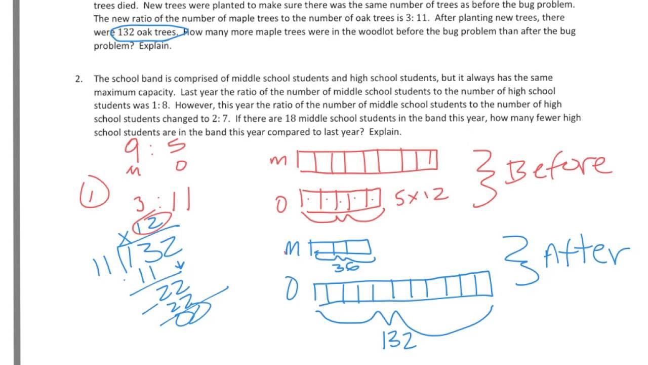 6th grade Module 1 Lesson 6 PS