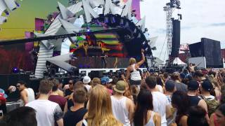 Klingande - Only God Can Save Our Souls(future music festival 2015 in sydney)