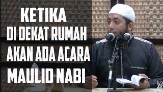 Apakah Salah Tidak Mengikuti Maulid Nabi? ~ Ustadz Dr Khalid Basalamah, MA