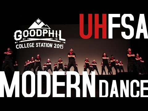 UH FSA Modern Dance // GOODPHIL 2015