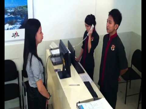 Video presentation Front office operations