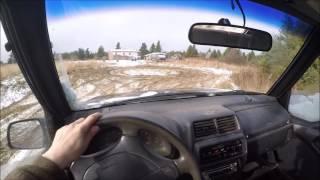 1998 chevrolet tracker test drive avec limiter de rev 76 Abonnés