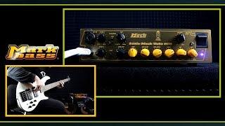 Усилитель для бас гитары Markbass LITTLE MARK TUBE 800