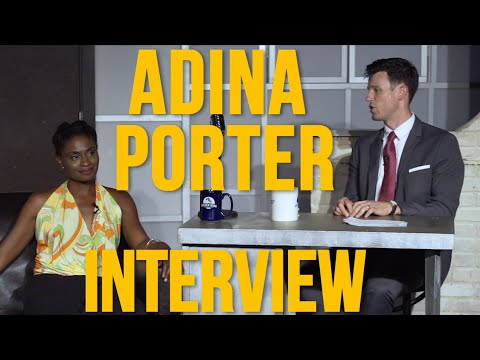 Adina Porter  WGN's Underground & The CW's The 100  Episode 18