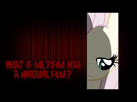 what-if-mlp:fim-was-a-horror-film?-(trailer)