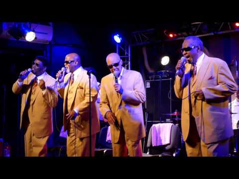 The Blind Boys of Alabama - Unclouded Day and more (New Morning - Paris - July 22nd 2017)