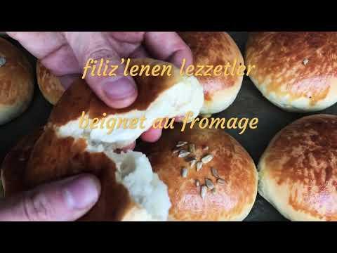 beignet au fromage recette facile (recette Turque)