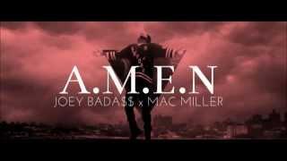 Joey Bada$$ x Mac Miller Type Beat - Amen [prod. Relevant Beats]