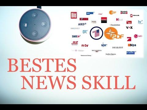 Amazon Echo: Das BESTE News Skill! - SKILL REPORT
